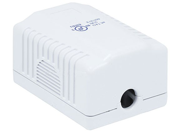 1-port Cat5e Surface Mount Box