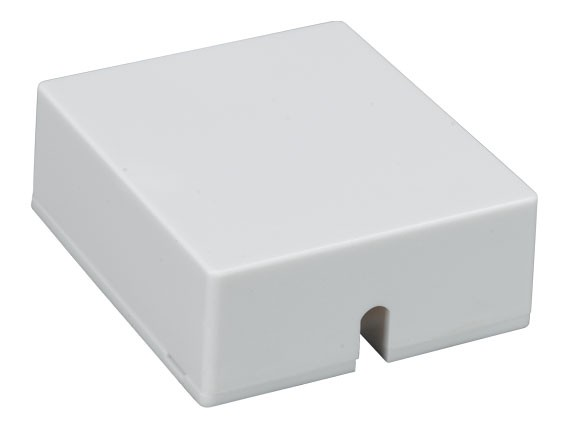 1-port 6P4C Surface Mount Box