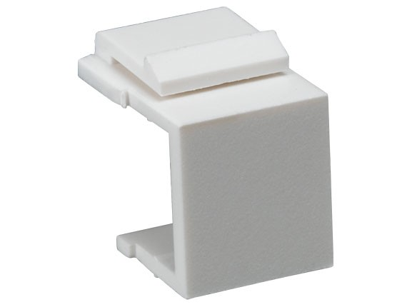 Blank Insert for Wall Plate, White Color, 10pcs/Bag