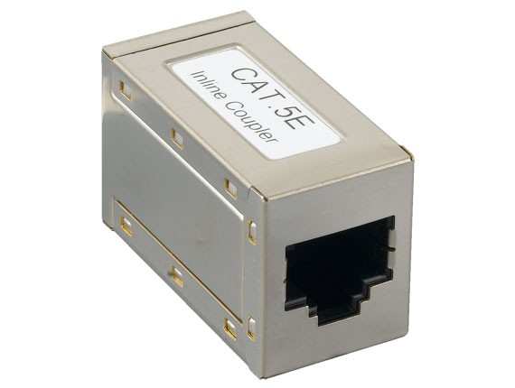 Cat5e Shielded Inline Coupler