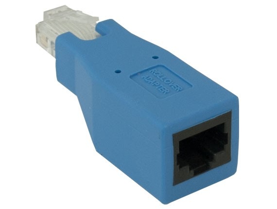 Cisco Console Rollover Adapter for RJ45 Ethernet Cable Male to Female