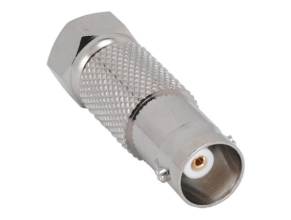 F Type Male to BNC Female Adapter