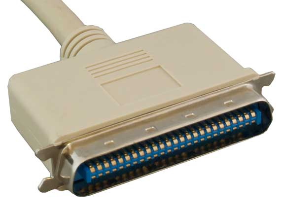 HPDB68 Male to SCSI-1 CN50 Male Cable