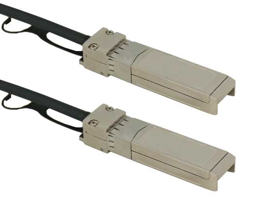 2 Meter SFP+ to SFP+ 10GB 30AWG  Passive Twinax Direct Attach Cable