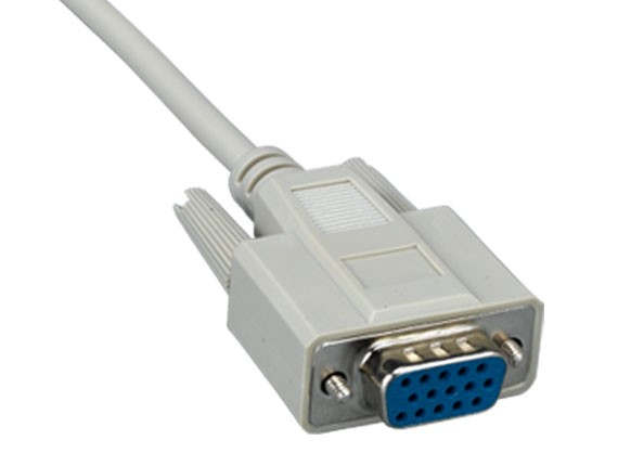 3ft VGA HD15 M/F14C Monitor Extension Cable