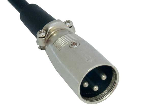 XLR Male to XLR Female Extension Microphone Cable